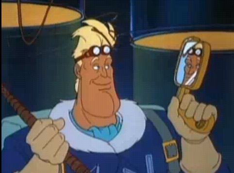 Simon Belmont was a character in Captain N: The Game Master.