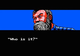 The amazing detail of archaeologist Walter Smith shines in Ninja Gaiden.