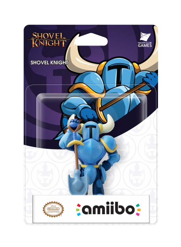 The Wii U offers an Amiibo Shovel Knight - an exclusive character that unlocks two-player, co-op gameplay!