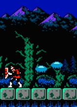 Slimes - an all-time favorite choice for RPGs - find themselves in Castlevania II:  Simon's Quest.